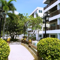 Beach front condo 1 bedroom